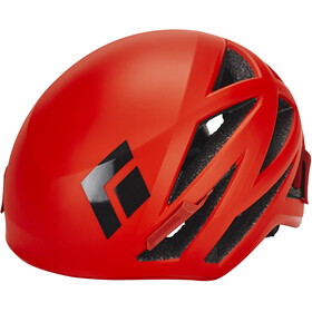 Black Diamond Vapor Helm fire red
